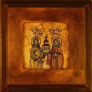 copie Sf. Petre si Pavel