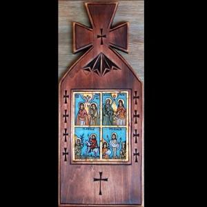 copie cruce pictata 3