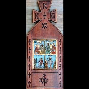 copie cruce pictata 4